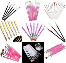 new professional nail art brush pen set design drawing nail