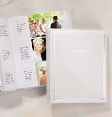 memo photo album wedding photo album personalized wedding photo album exposures