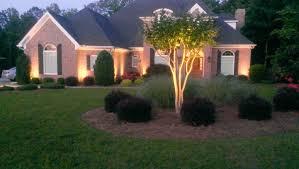Landscape Lighting Service Outdoor Lighting Ldi Landscape And Lawn Service Macon Warner Robins