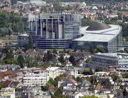 siege europeen strasbourg les lieux de l europe à strasbourg