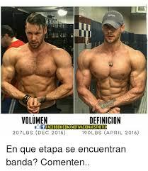 Meme Definicion - jivia volumen definicion f acebookricommotivacionaesthetix 207 lbs