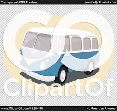 volkswagen bus clipart clipart of a blue and white vw kombi van over tan royalty free