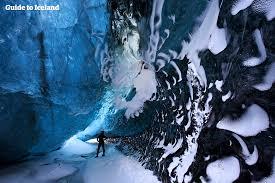 The Crystal Cave Iceland Day Winter Self Drive Tour Jokulsarlon U0026 Vatnajokull Glacier Ice
