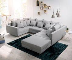 design wohnlandschaften big sofa marbeya 290x110cm weiss mit schlaffunktion marbeya