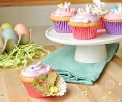 Simple Easter Cupcake Decorations by Surprise Candy Filled Cupcakes Tastefully Simple