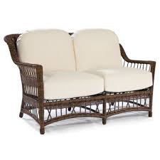 Lane Furniture Loveseat Lane Venture Wicker Furniture Bar Harbor Collection