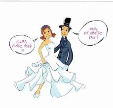 mariage humoristique faire part mariage humoristique athena 427