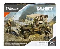 call of duty jeep mega construx call of duty formerly mega bloks toys