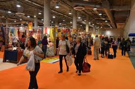 the january 2011 california gift show is marked by growth and