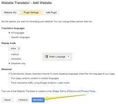 Translate Resume Squarespace Help Using Google Translate With Squarespace