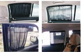Side Window Curtains Wholesale 3m Car Anti Ultraviolet Curtain Sunshade Side Window