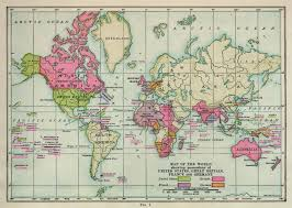 England On A World Map by Book The Geography Of The Great War By Frank M Mcmurry Ph D