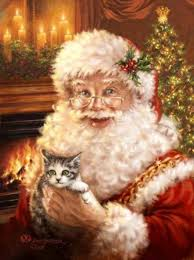 215 best 30 cats u0026 christmas images on pinterest christmas cats