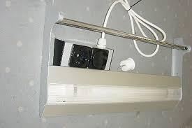 unterbauleuchte küche mit steckdose funktions lichtleiste mit schalter und steckdose küche domo