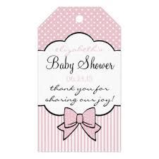 favor tags baby shower tags baby shower favor tags zazzle