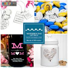 Personalized Gifts Ideas Gift Ideas For Fulfilling Mom U0027s Love Language On Mother U0027s Day