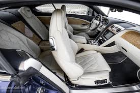 bentley continental interior back seat bentley continental gt w12 review page 2 autoevolution
