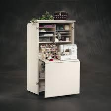 Sauder Computer Desk Armoire by Amazon Com Sauder Harbor View Craft Armoire Antiqued White