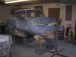 1963 jaguar series 1 xke fhc restoration part 24