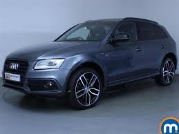 Audi Q5 62 Plate - used audi q5 s line plus for sale motors co uk