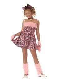 california costume girls purrty kitty halloween costume leopard