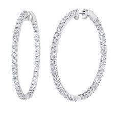 white gold diamond earrings white gold diamond earrings costco
