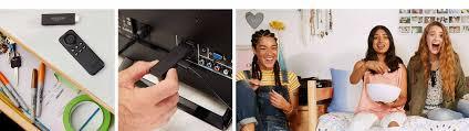 amazon fire tv stick 2017 version w alexa voice remote