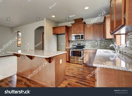 Middle Class Kitchen Designs by New 2015 American Middle Class Kitchen Stock Photo 301898549