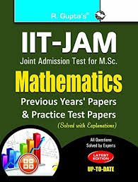 jam exam pattern 2016 buy iit jam m sc mathematics previous papers practice test