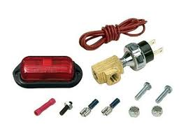 oil pressure warning light moroso low oil pressure warning light kit mo49500 moroso