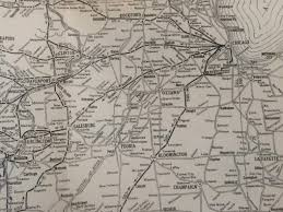 University Of Chicago Map by This 1916 Guide Shows What The First Road Trips Were Like