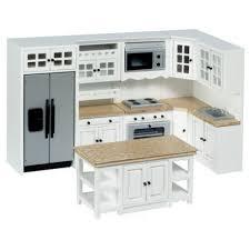 miniature dollhouse kitchen furniture white marble kitchen set 8pc dollhouse kitchen sets superior