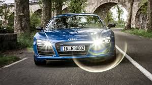 audi r8 headlights audi laser headlights explained and tested