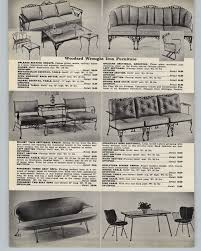 Vintage Woodard Patio Furniture Patterns by 1959 Paper Ad 3 Pg Woodard Wrought Iron Outdoor Patio Furniture