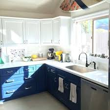 kitchen cabinet pictures ideas two tone painted kitchen cabinet ideas two tone kitchen cabinets