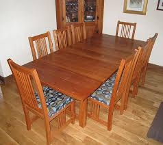 woodworking dining room table shop manager bill peck how i got started in woodworking