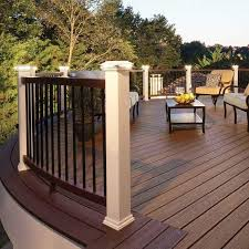 Patio Deck Cost by Best 25 Trex Decking Cost Ideas On Pinterest Trex Composite