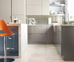 light grey acrylic kitchen cabinets contemporary kitchen in acrylic gloss cabinets
