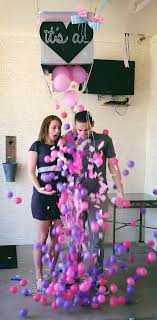 balloons in a box gender reveal best 20 gender reveal box ideas on no signup required