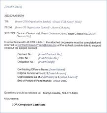 Sle Letter Certification No Pending Case 14 Fah 2 H 570 Contract Final Evaluation And Closeout