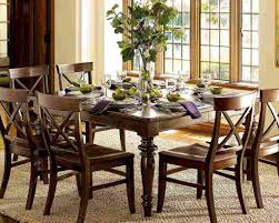 Pottery Barn Dining Room Dining Room More Rustic Pottery Barn Kitchen Table Tables