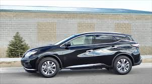 nissan hybrid 2015 redesigned nissan murano has modern looks upgraded interior