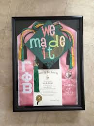 graduation shadow box cap and gown the 25 best graduation shadow boxes ideas on college