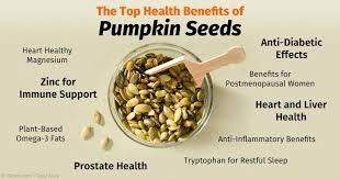 9 amazing health benefits of pumpkin seeds