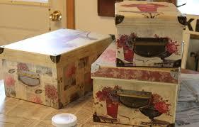 decorative cardboard storage trunks best decoration ideas for you