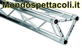 tralicci americana usati litec tx25300 traliccio in alluminio per fari triangolare su