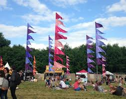 Small Flag Pole Festival Flags The Event Flag Hire Company