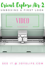 cricut must haves u0026 tips joy u0027s life