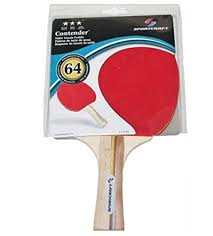 amazon com sportcraft contender table tennis paddle table