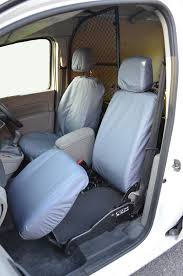 renault van kangoo renault kangoo van 2008 onwards waterproof tailored seat covers